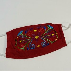 Face Mask Mexican Embroidered New BUY 2 Get 1 Free